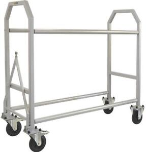 Shop Cart Wheel And Tire Trolley 660 Lbs Weight Capacity Each