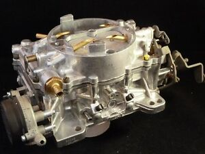 1965 1966 Buick Carter Afb Carburetor Original Off Cars W 300 340c i V8 1488