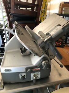 Hobart 2912 Automatic 2 Speed Commercial Slicer 12 Blade
