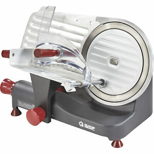 Guide Gear Commercial grade Electric Meat Slicer 10in Blade