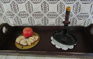 Farmhouse Primitive Large Centerpiece For Your Harvest Table Made By Hubby