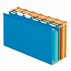 Pendaflex Ready tab Extra Capacity Reinforced Hanging File Folders Legal