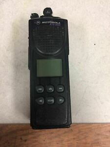 Motorola Astro Xts 3000 Two Way Radio H09ucf9pw7bn Xts3000 W battery Working