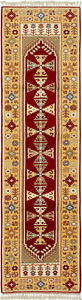 Hand Knotted Turkish 2 7 X 9 9 Melis Vintage Wool Rug Discounted
