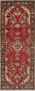 Hand Knotted Persian Carpet 3 6 X 9 4 Persian Vintage Traditional Wool Rug