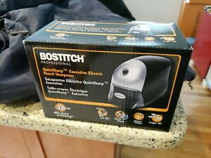 Stanley Bostich Eps80hd blk Sharp Executive Electric Pencil Sharpener Lot Of 5