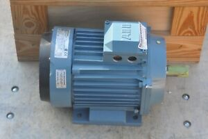 Abb Electric Motors M3aa 100 Lc 4 3 Phase New