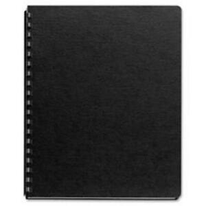 Fellowes Fel5217001 Linen Presentation Covers11 In X 8 5 In 200 pkblack