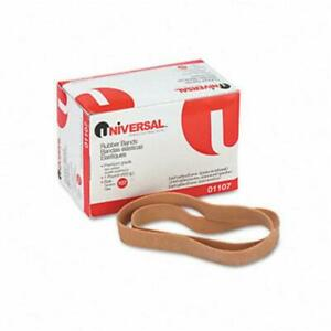 Universal 01107 Rubber Bands Size 107 7 X 5 8 40 Bands 1lb Pack
