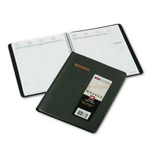 At a glance 7086505 Weekly Appointment Book Seven day Hourly Ruling 6 7 8 X 8