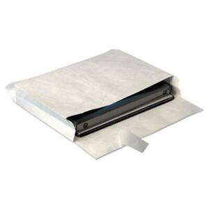 Quality Park Products R4611 Tyvek Expansion Mailer White 10 X 13 X 2 In