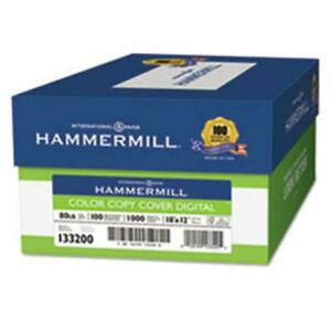 Hammermill hp Everyday Papers 133200 80 Lbs Copier Digital Cover Stock Photo