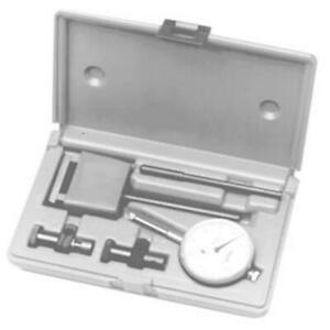 Central Tools Central Lighting Cen6410 Dial Indicator Test Set With Magneti