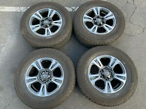 Four 2018 Toyota Tacoma Factory 17 Wheels Tires Oem Rims 75193 4runner