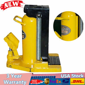 5 Ton 10 Ton Toe Jack Hydraulic Ram Track Machine Container Lift Spreader Tool