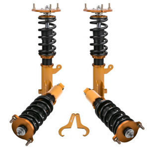 Complete Coilover Kit For Mitsubishi Eclipse 2000 05 Galant 1999 03 Adj Height
