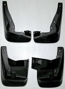 90 91 92 93 Honda Accord Cb7 Cb1 Complete Oem 90 93 Mud Flaps Guard Set Clean