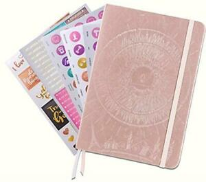 Month Weekly monthly Calendar Planner Appointment Book Motivational Journal
