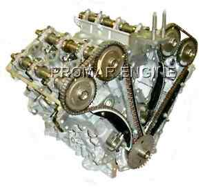 Remanufactured 96 04 Ford 3 0 Dohc Long Block Engine