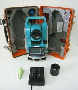 Sokkia Set500 Set 500 Total Station Survey Equipment Edm Distance Measurement