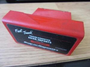 Snap On Troubleshooter Asian Imports 1997 Diagnostic Cartridge Mt2500 Obd Ii