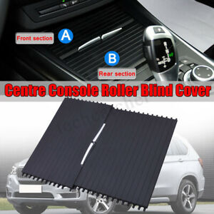 Front Rear Section Center Console Cover Slide Roller For Bmw X5 X6 E70 E71