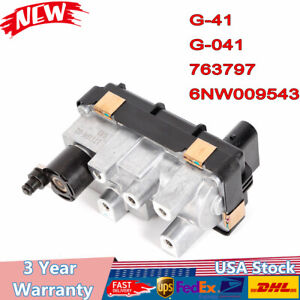 Turbocharger Electric Actuator 6nw009543 G 41 For Mercedes Benz Sprinter 3 0 Cdi