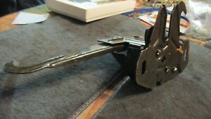 Nos 1970 Ford Galaxie Xl Ltd Country Squire Hood Latch Assembly New Nos Ford