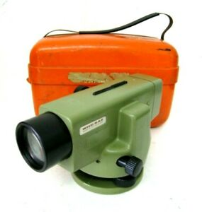 Wild Heerbrugg Leica Na2 Universal Automatic Surveying Precision Level