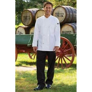 Uncommon Threads 4000 0105 Classic Basic Baggy Chef Pant With 3 apos apos E