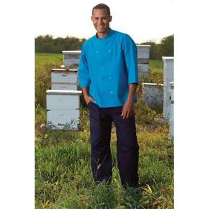 Uncommon Threads 4102 1606 Grunge Cargo Chef Pant In Navy 2xlarge