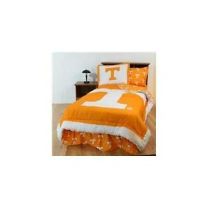 Comfy Feet Tenbbtww Tennessee Bed In A Bag Twin With White Sheets