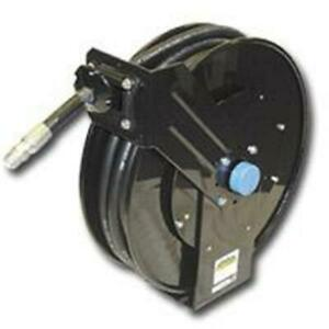 Mountain Mtnhrm550 1 2 In X 50 Ft Air Water And Heavy Oil Hose Reel
