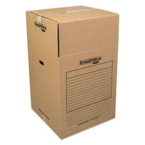 Fellowes Manufacturing 7711001 Smoothmove Wardrobe Boxes Kraft 24 L X 24 W