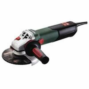 Metabo 469 we15 150q We15 150q Angle Grinder 6 In 13 5 Amp 9 600 Rpm