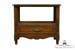Davis Cabinet Co Solid Walnut Country French 28 Nightstand 915
