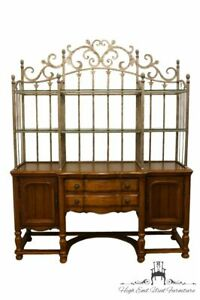 Bernhardt Furniture Country French 74 Sideboard Buffet W Baker S Rack 359
