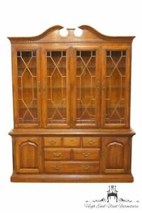Thomasville Furniture Collector S Cherry Collection 68 China Cabinet 10121 4