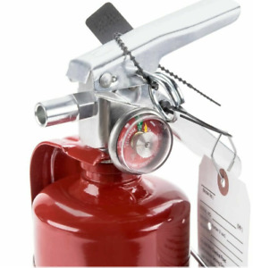 4 2 5 Lb Abc Dry Chemical Portable Victory Fire Extinguisher Tagged
