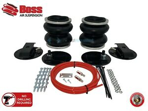 Boss Air Suspension Load Assist Kit For 2007 To 2018 Toyota Tundra 2wd