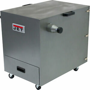 Jet Cabinet Dust Collector For Metal 115 230 Volt Model Jdc 501
