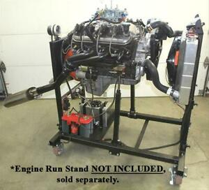 Summit Racing Engine Test Stand Gauges And Electrical System Combo