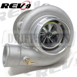 Rev9 Tx 66 62 Billet Compressor Wheel Turbo Charger 85ar T3 4 Bolt Exhaust