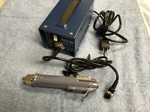 Hios Clt 50 Power Supply With Ss4000 Torque Screw Driver