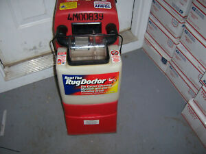Rug Doctor Carpet Cleaner Extractor Ez 1 Mp r2a Used 206 Hrs
