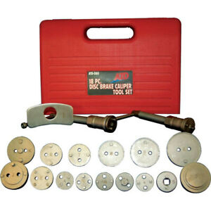 Atd 18 piece Brake Caliper Tool Set 5165 New