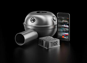 Thor Electronic Exhaust 1 Loudspeaker Active Sound Booster With App Control