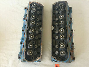 1986 Ford Mustang 302 Engine Heads E6se Fox Body 5 0 86 906