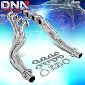 For 1983 1987 Ford F250 F350 7 5l Stainless Full Length Exhaust Header Manifold