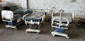 Stryker Secure 3000 Hospital Bed Full Electric Adjustable Includes Mattress